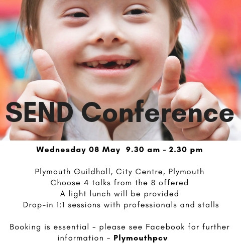 Plymouth Parent Carer Voice SEND Conference