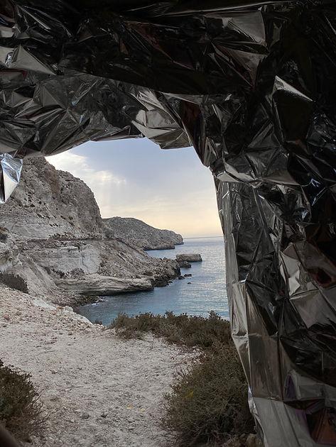 Natalia Lorca Ruiz Lo Intimo y lo publico Creative Direction Art Cabo de Gata
