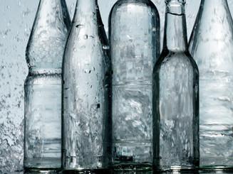 Flaschen mit Splashes, Wasserflaschen, schenck-fotografie, Marcus Schenck Fotograf, Berlin Kreuzberg