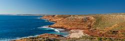 Coastal Cliff View Pano