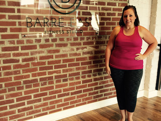 Girl Goes to Barre...