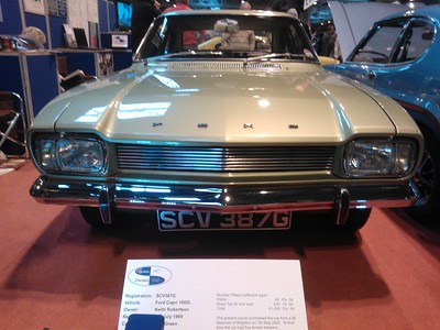 Classic Motor Show at the NEC Birmingham – November 15th 2013