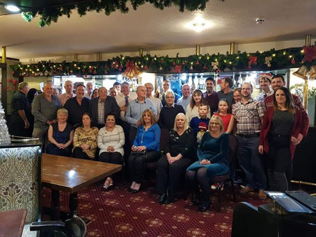 Xmas Meal/Party @ The Inn for all Seasons – Saturday 7th December 2019
