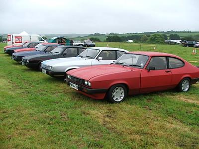 Duchy Capri Club Classic Car Show - Sunday 21st May 2006