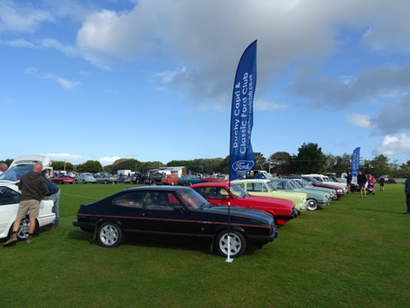Rosudgeon Vintage Rally – Sunday 1st September 2019