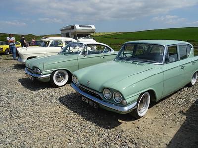 Duchy Capri & Classic Ford Club's Classic Ford Show at Holywell Bay Fun Park Newquay, 20th May 2018
