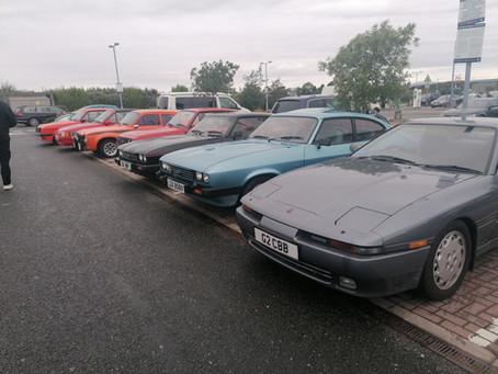 North Coast Car Run - Organised by SW Classic Car Club – Sunday 12th September 2021