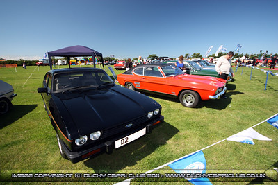 Duchy Capri Club Classic Ford Show 2011 – Sunday 26th June