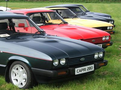 Duchy Capri Club Classic Car Show - Sunday 20th May 2007
