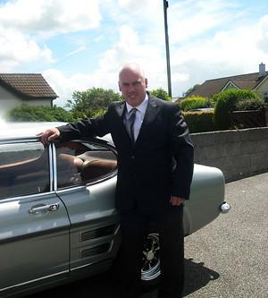 Mark's Chauffeur Duties - Saturday 17th July 2010
