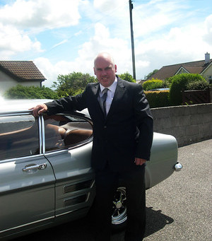 Mark's Chauffeur Duties - Saturday 17th July 2010