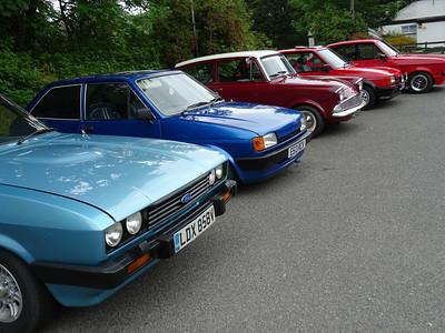 Duchy Capri & Classic Ford Club's Season Premiere Car Run - Sunday 5th June 2016