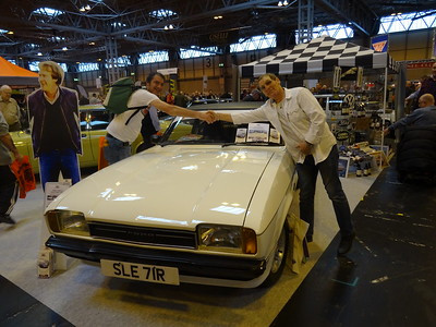 The Lancaster Classic Motor Show at the NEC Birmingham 13th – 15th November 2015