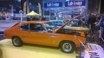 Lancaster Insurance Classic Motor Show - NEC Birmingham, Saturday 15th & Sunday 16th November 2014
