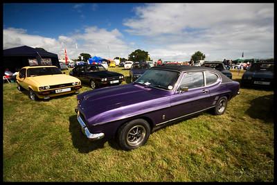 Crash Box Club's 36th Historic Vehicle Gathering - Powderham Castle, near Exeter