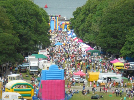 Mount Edgcumbe Country Fair and Classic Car Show - Sunday 3rd August 2014