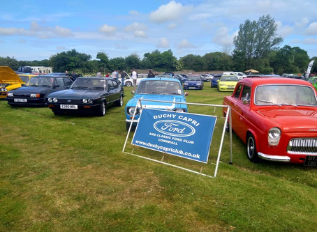 Cornwall RS Owners Classic and Performance Show - Sunday 16th June 2019