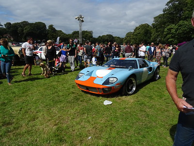 Mount Edgcumbe Classic and American Car Show, Sunday 6th August 2017