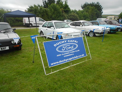 Wadebridge Wheels - at Wadebridge Showground - Sunday 19th July 2015