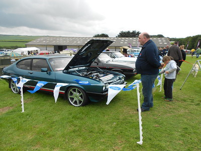Grand Day Out in aid of Cornwall Hospice Care - 1st August 2012