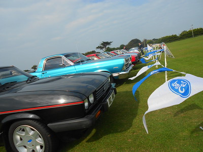 Rosudgeon Vintage Rally, Rosudgeon Cricket Club - Sunday 7th September 2014