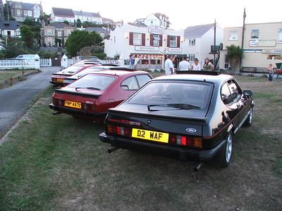 Perranporth Classic Car Show - Monday 24th July 2006