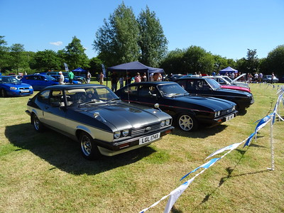 Cornwall RS Owners Show at Little Bodieve Campsite Wadebridge - Sunday 18th June 2017