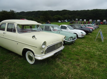Chacewater Vintage Rally - Saturday 3rd August 2019