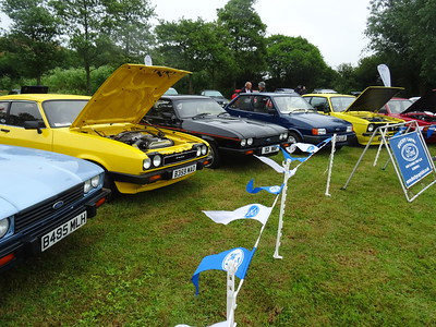 Cornwall RS Owners Show, Sunday 17th June 2018 @ Little Bodieve, Wadebridge