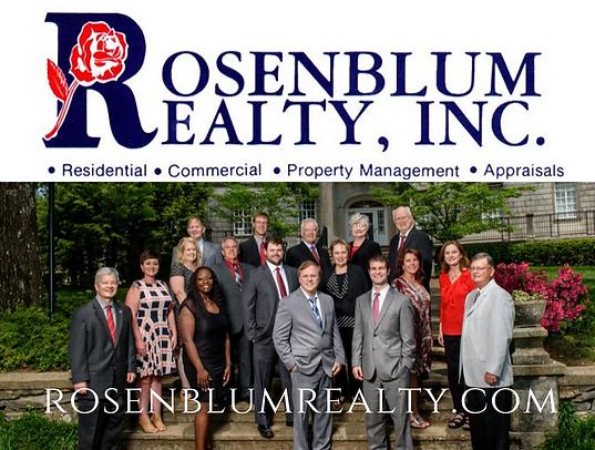 Rosenblum Realty REALTOR REAL ESTATE HUNTSVILLE MADISON NORTH ALABAMA RENTAL PROPERTIES PROPERTY