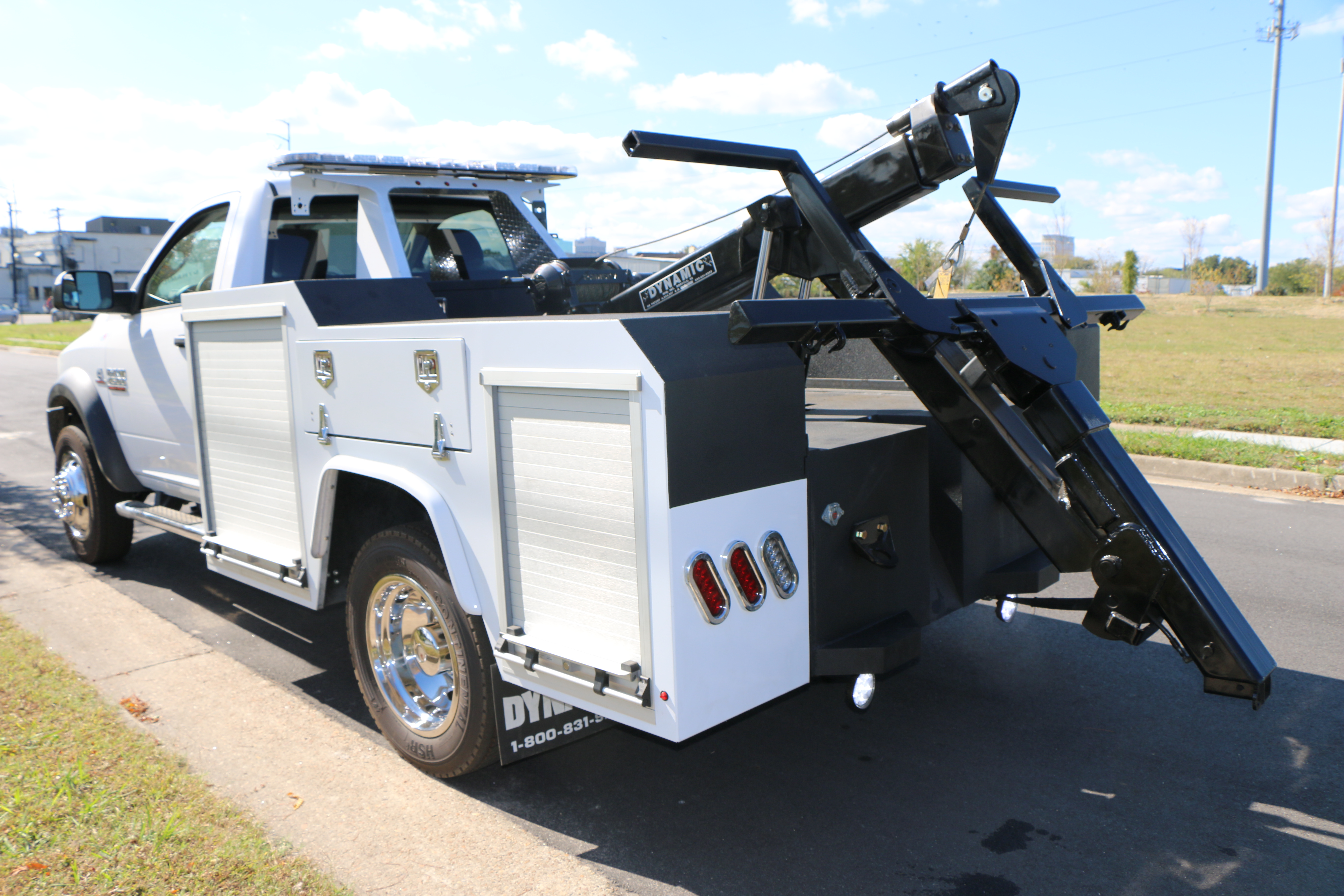 Dynamic Towing Equipment & Manufacturing | Towing Equipment