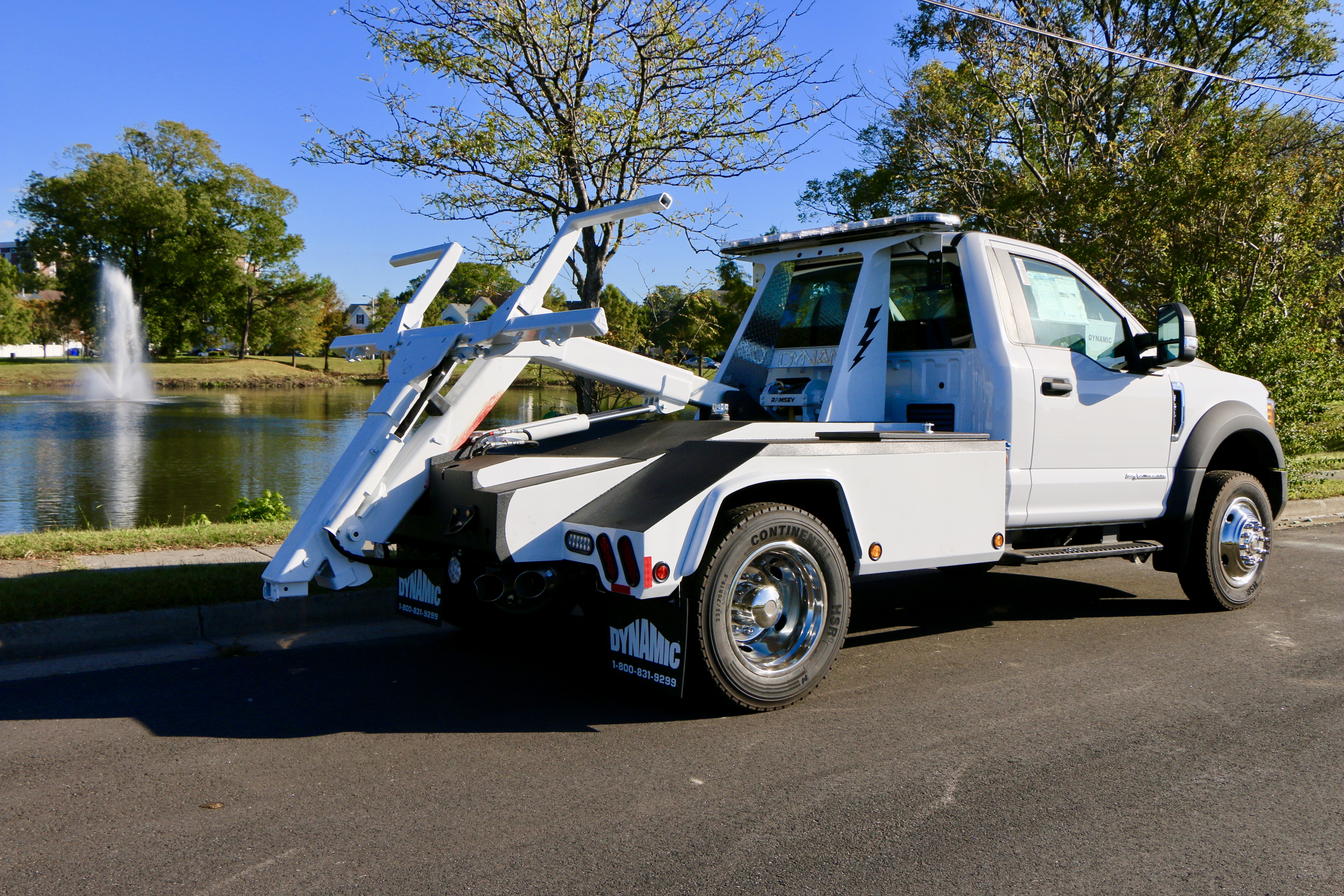 Dynamic Towing Equipment & Manufacturing   Towing Equipment