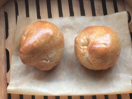 パンを焼く日々