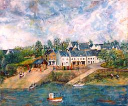 Bénodet (Brittany, France)