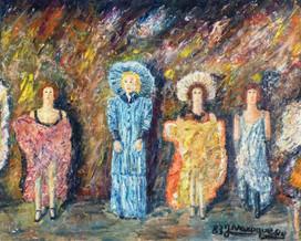 Cabaret Dancers