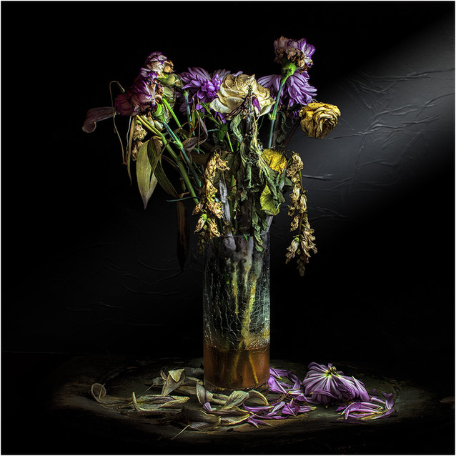 2nd More Dead Flowers by John Wickett