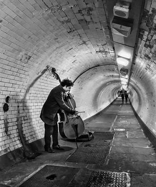 3rd Solo Cello by Mike Gillan