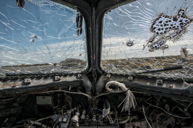 No Flights Today by Jenny Baker - 15 points