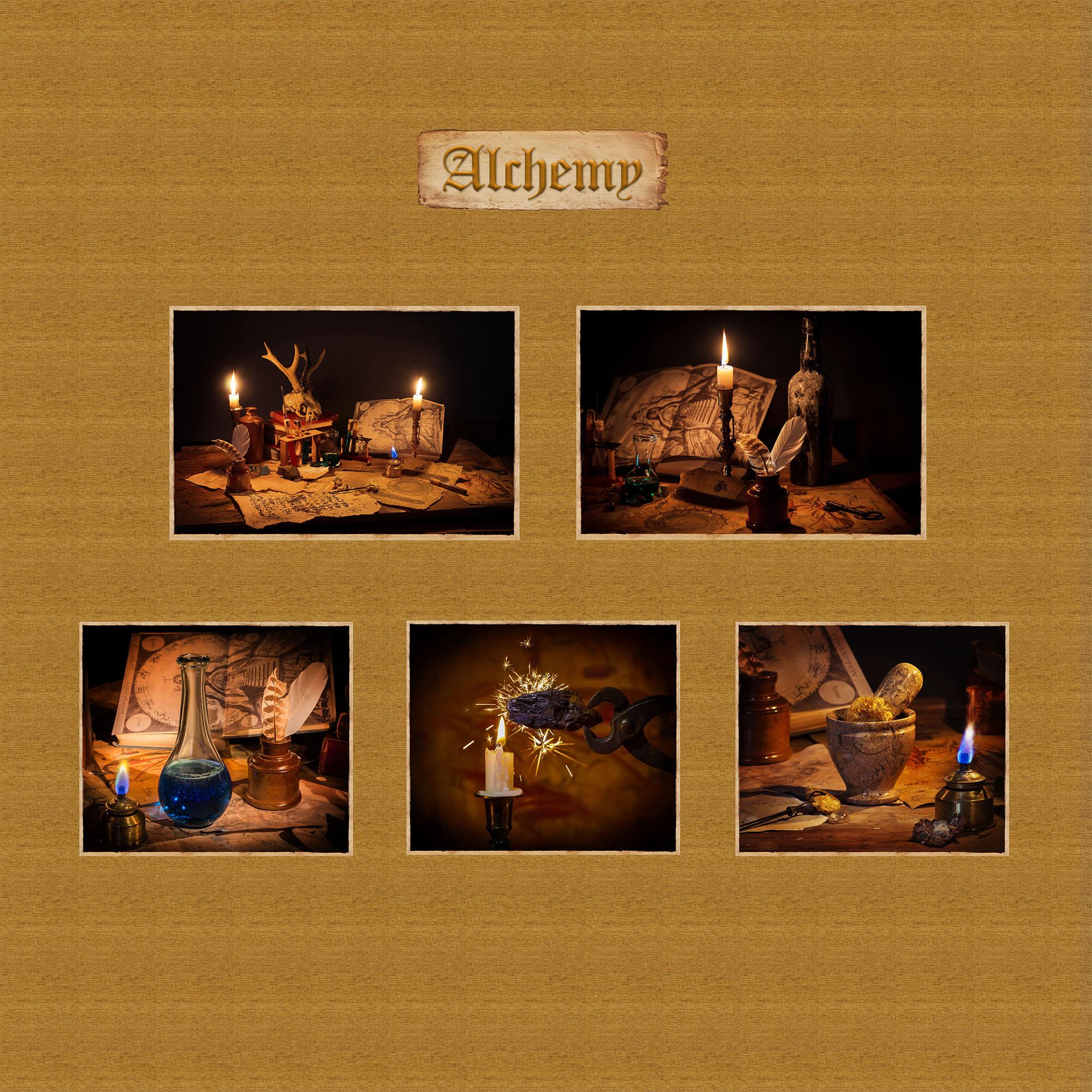 Alchemy panel