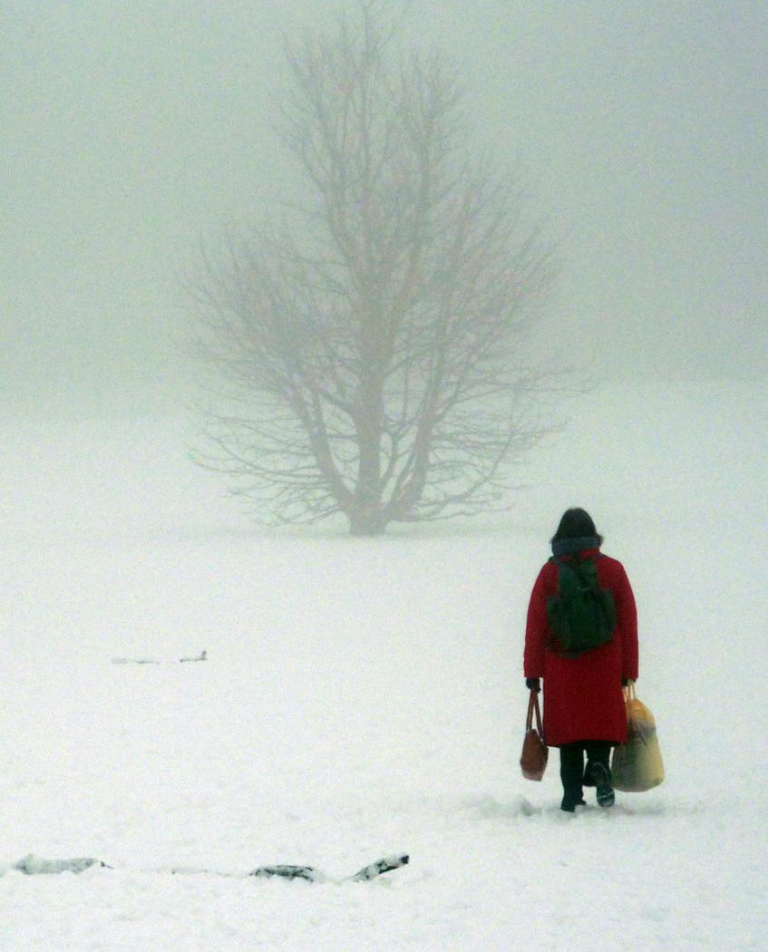 15 A Winter Walk to Work