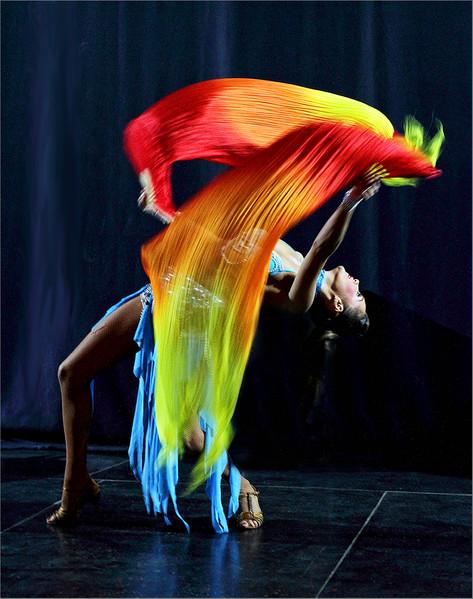 Dancer by Peter Hyett
