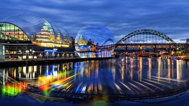Gateshead Experience. by John Perriam