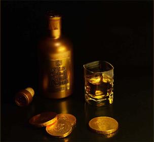 Liquid Gold by Kristina Adamson