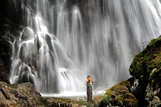 Splash by Ian Bateman