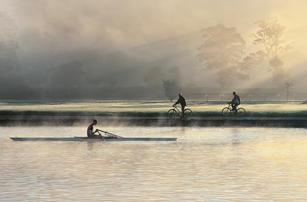 Pausing for Breath by Ian Bateman