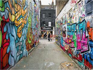 Brick Lane by John Wickett