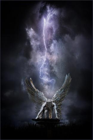 Fallen Angel by Ian Bateman