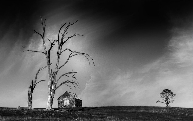 The Hut by Sheila Haycox