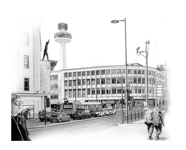 Radio City by John Perriam