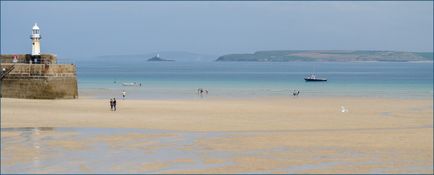 2nd St Ives Harbour Beach